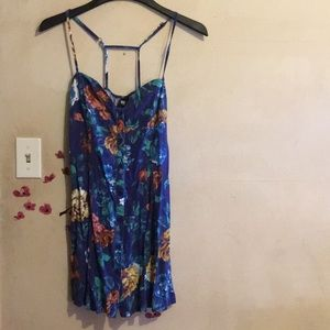 Insight floral dress